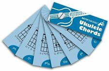 Notecrackers Ukulele Chords Learn to Play Uke Beginner Music Flashcards