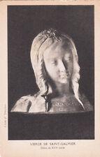 SAINT-GALMIER vierge début du XVIème siècle cliché thiollier