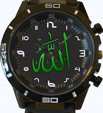 Allah Religion Islam New Gt Series Sports Unisex Gift Watch