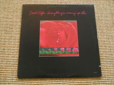 David Ruffin Everythings coming up love - LP - washed /gewaschen (M-) US 1976