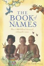 Book of Names: Over 1000 Biblical, Historical,