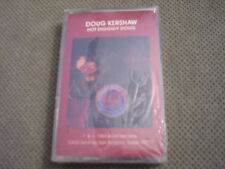 SEALED RARE OOP Doug Kershaw CASSETTE TAPE Hot Diggidy Doug CAJUN Hank Williams