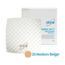 Atomy Mineral Compact Sun Protection Sebum Control Bloomung Make-up Beige No23