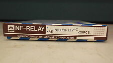 RELAY  MODEL#  NF2EB-12V-C MADE BY AROMAT