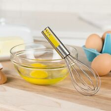 Tovolo 81-8076 Stainless Steel Egg Mini Whisk