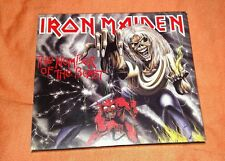 IRON MAIDEN cd THE NUMBER OF THE BEAST free US shipping