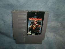 WCW World Championship Wrestling (Nintendo Entertainment System, 1990)