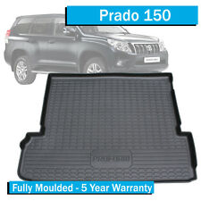 TO FIT: Toyota Prado 150 Series 7 Seater (2009-2012) - Boot Liner / Cargo Mat