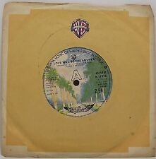 """GEORGE BAKER SELECTION : LOVE WILL BE THE ANSWER 7"""" Vinyl Single 45rpm VG"""