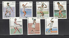 Nicaragua 1987 Pan American Games Sc 1646-1652 Cplte Mint Never Hinged