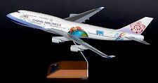 JC WINGS JC2359 1/200 CHINA AIRLINES 747-400 JIMMY B-18203 WITH STAND