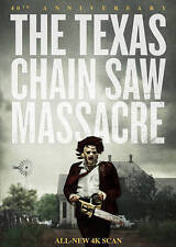 The Texas Chainsaw Massacre (DVD, 2014)
