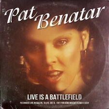 PAT BENATAR Live Is A Battlefield CD (732052)