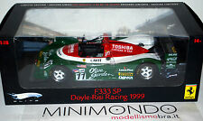 FERRARI 333 SP DOYLE-RISI RACING SEBRING 1999 1/18 ELITE LIMITED EDITION M0522