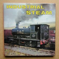 Industrial Steam. By A J Booth. 1976 HB in DJ 1st