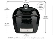 Primo Oval LG 300 Ceramic Smoker Grill model #PRM775 WE WILL BEAT ANY PRICE
