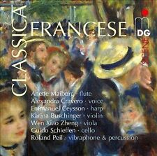Maiburg Anette-Classica Francese CD NEW
