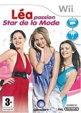LEA PASSION  :  STAR DE LA MODE        -----   WII