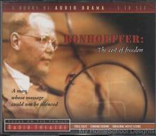 NEW Sealed BONHOEFFER Focus on the Family Radio Theater 3-CD Audio Set WWII
