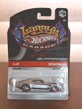 2009 Hot Wheels Larry's Garage, Chase, Signature on Air Dam - '69 Mustang Silver