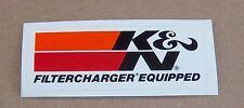 Decal / Sticker  K&N performance Filters