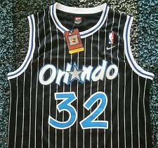 NWT Shaquille Shaq O'neal Orlando Magic Throwback Swingman Jersey NIKE XL RARE