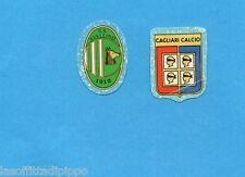 PANINI CALCIATORI 1980/81-Figurina n.17- AVELLINO+CAGLIARI -SCUDETTO-Recuperata