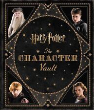 Harry Potter : The Character Vault by Jody Revenson (2015, Hardcover)