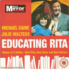 EDUCATING RITA DAILY MIRROR PROMO DVD @@LOOK@@