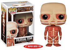 "Funko Pop Animation: Attack on Titan - Colossal Titan 6"" Vinyl Figure"
