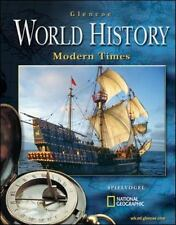 Glencoe World History; Modern Times by Mcgraw-Hill