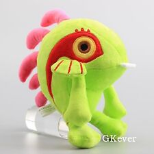 "Murloc World of Warcraft Plush Toy Soft Stuffed Doll 9"" Teddy Blizzard Green"