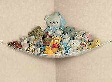 Toy Hammock Hanging Storage Net Stuffed Animals Organizer For Kids 120*80*80CM