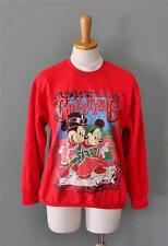 Ugly Christmas Sweater jumper Women M Men S Mickey Mouse minnie Sweatshirt CS22