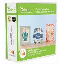 CRICUT Cartridge - Creative Everyday Cards - 2002353