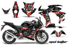 Amr Racing Graphic Kit Wrap Part Honda CBR500 Street Bike CBR 500 13-14 HATTER R
