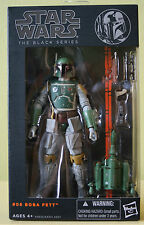 "NEW Star Wars The Black Series 6"" BOBA FETT In Factory Sealed BOX 2013"