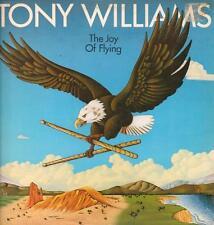 Tony Williams(Vinyl LP)The Joy Of Flying-Columbia-JC 35705-US-1979-VG/VG+