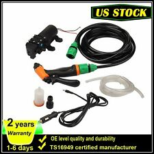 Portable 80W 130PSI High Pressure Car Electric Washer Wash Pump Home Garden Use