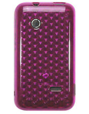 Housse Softygel Diamond rose Sony Xperia Tipo