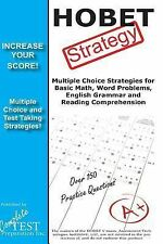 HOBET Strategy: Winning Multiple Choice Strategies for the Health Occupations Ba