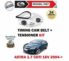 Pour vauxhall astra h 1.7 cdti 16V 2004 - > new gates timing cam tendeur de courroie kit