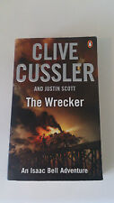 Clive Cussler & Justin Scott - The Wrecker (Anglais)