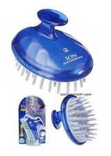JAPAN IKEMOTO HEAD-SCALP/HAIR BEAUTY CARE ION CLEANSING BRUSH/MINUS ION