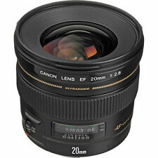 NEW Canon EF 20mm f/2.8 USM Lens UK DISPATCH