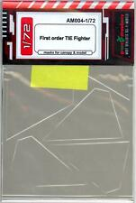 Green Strawberry Models 1/72 FIRST ORDER TIE FIGHTER Star Wars Paint Mask