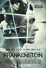 FRANKENSTEIN MARY SHELLEY MANIFESTO XAVIER SAMUEL CARRIE ANNE MOSS TONY TODD