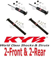 NEW 4 of KYB Excel-G® Gas Shock Absorber's Chevy El Camino Front & Rear