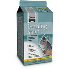Supreme Science Bathing Sand Chinchilla Gerbil Degu Hamster & Mouse 1.5L