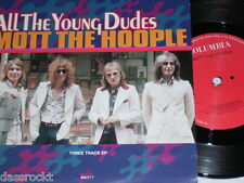 "7"" - Mott the Hoople / All the young Dudes + 2 Track - MINT 1992 # 0769"